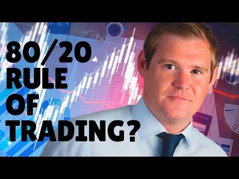 Tell us more about your 80/20 Rule of Trading?