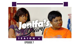 Jenifa's Diary Season 4 Episode 7 - SERVE YOU RIGHT