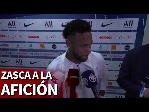 La Frase Final De Neymar A Los Fans Del Psg Que Hará Que Le Piten Más Zasca De época Diario As