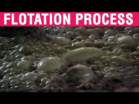 Flotation Process | Mineral Processing