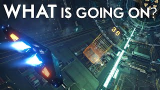 What The Heck Is Going On With Elite Dangerous?  Galnet and Community Goals