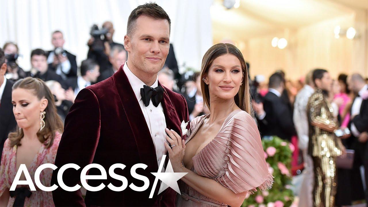 Tom Brady Calls Gisele Bündchen His Numero Uno