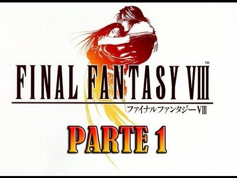 Final Fantasy VIII - Parte 1 - El Jardín de Balamb