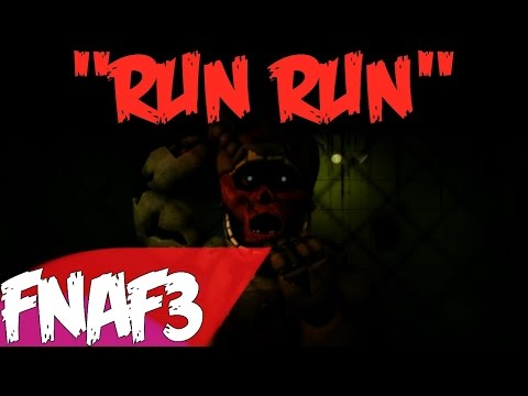 """(SFM) """"RUN RUN"""" Song Created By: ChaoticCanineCulture"""