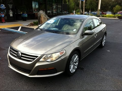Autoline Preowned 2011 Volkswagen CC Sport For Sale Used Walk