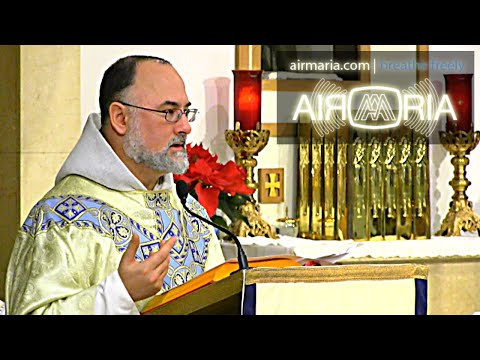 Mother of God, Bless Us with Peace in 2019 - Jan 01 - Homily - Fr Alan