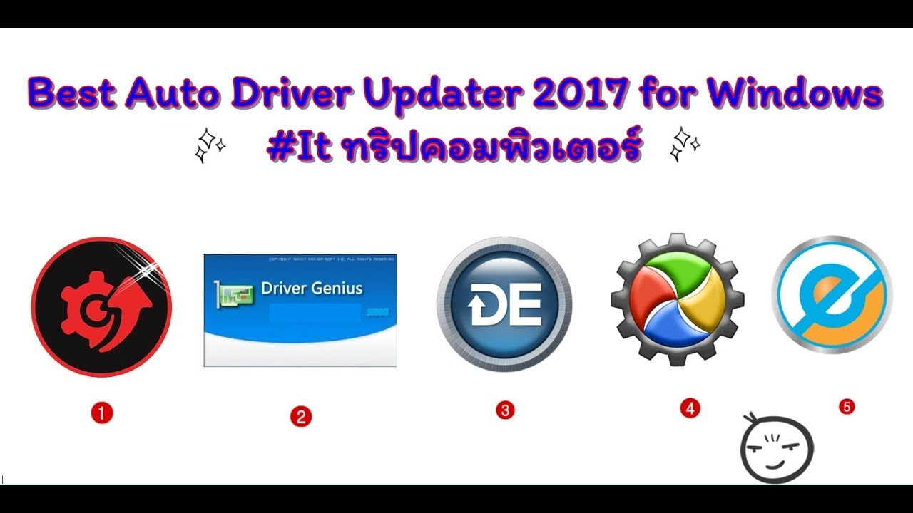 Best Driver Updater 2017 - YouTube