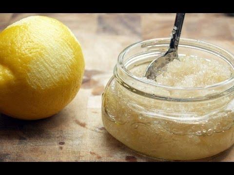 Aceite de oliva limon y bicarbonato