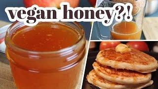 Vegan Honey?! | Made From Apples, Sugar And Lemon