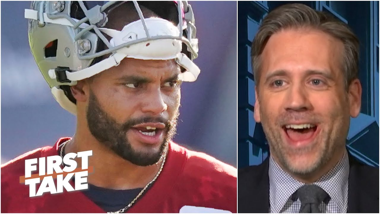 Max explains how Dak Prescott can make $120M over 3 seasons with the Cowboys | First Take