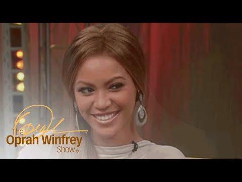 Beyoncé on Her Shy and Awkward Phase | The Oprah Winfrey Show | Oprah Winfrey Network