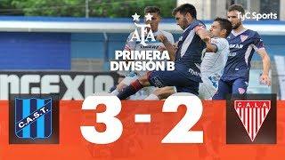 San Telmo 3 VS. Los Andes 2  | Fecha 12 | Primera División B 2019/2020