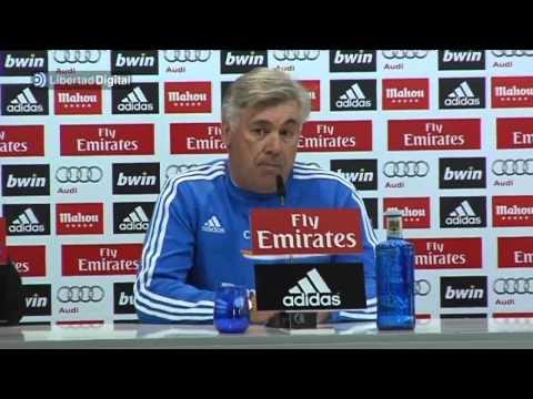 """Ancelotti: """"Si lo de Busquets hubiera sido al revés, no sé qué hubiera pasado"""""""