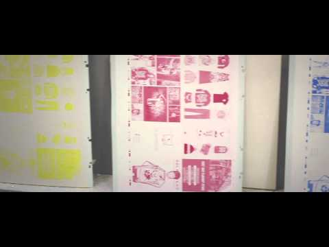 The Print and Design Factory – Printing Process