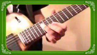 Melody Guitar Rock Solo Lesson [ Melodi Gitar Canon Rock ]
