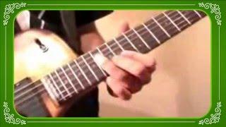 Melody Guitar Rock Solo Lesson [ Melodi Gitar Canon Rock ]