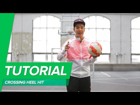 Heel Hit / Crossing Heel Hit Tutorial - Learn how to Freestyle with PWG #1