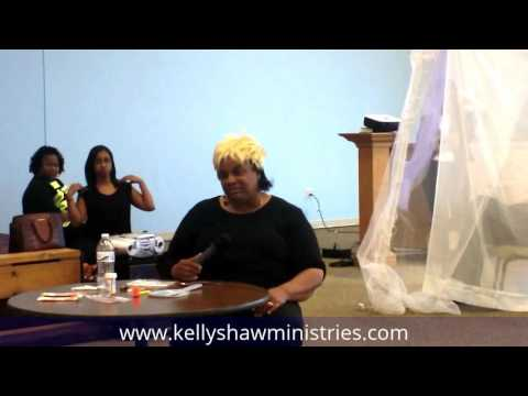 """Copy of """"A Kept Woman"""" Monologue  2014  (Kelly Shaw Ministries)"""