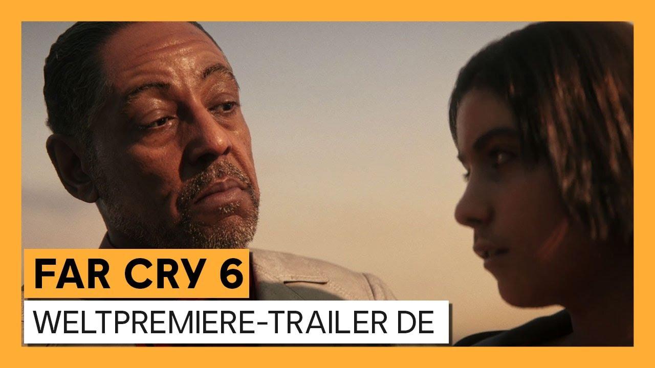 Far Cry 6: Weltpremiere-Trailer | Ubisoft Forward | Ubisoft