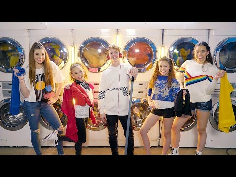 MattyBRaps  Little Bit feat. Haschak Sisters