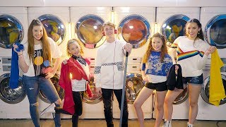 Смотреть клип Mattybraps - Little Bit Feat. Haschak Sisters