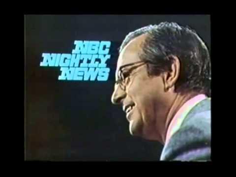 NBC Nightly News Promo Slide 1974