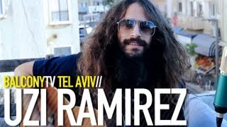 UZI RAMIREZ - TALKING A BOMB BLUES (BalconyTV)