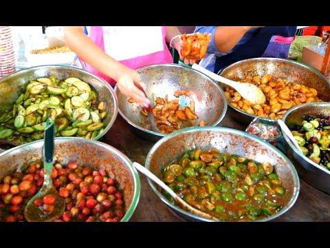 Bangkok Food Market