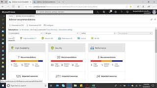 Getting the most out of Azure with Azure Advisor - THR1062