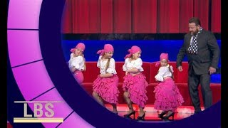 Meet sassy Flamenco Dancers Las Torbellino De Estepona | Little Big Shots Aus Season 2 Episode 2