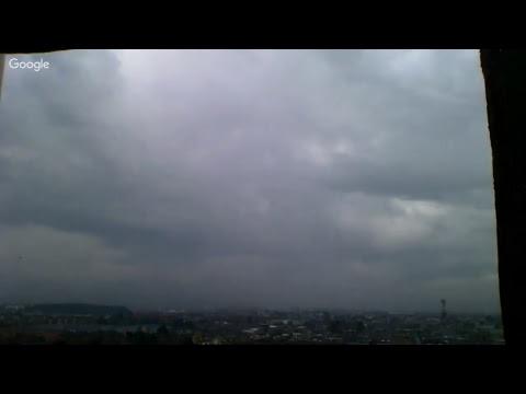 Rain Storm in Bogotá