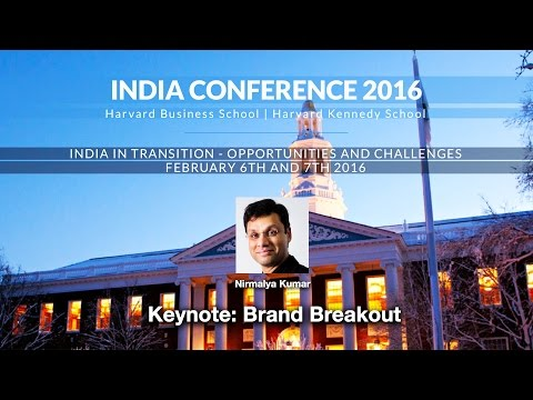 2016 India Conference Keynote: Brand Breakout