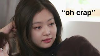 jennie moments that live in my mind rent free