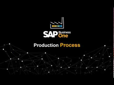 SAP Business One - Resource Group & Cost Definitions