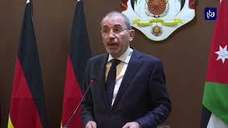 الصفدي ونظيره الألماني: لا حل للقضية الفلسطينية إلا وفقا للقرارات الأممية    -(9-6-2019)