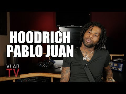 Hoodrich Pablo Juan on Not Classifying His Music as Just Trap, Definition of Trap