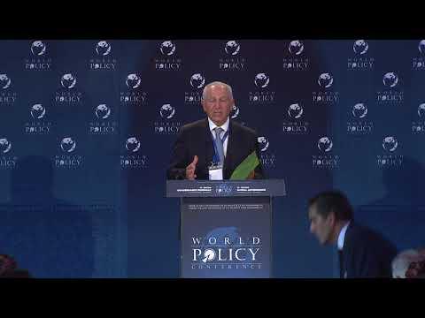 WPC2017 Déjeuner-débat 3 - Aziz Mekouar FR