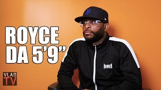 "Royce da 5'9"" Bothered by Lord Jamar Comments, Regrets Jamar Threat (Part 6)"