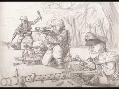 WWII Drawings - YouTube