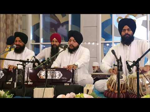 Guru Nanak Darbar Dubai 06 09 2019 Bhai Malkit Singh Ji Hajuri Ragi Darbar Sahib