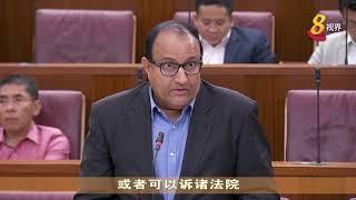 议员质疑反假讯息法令多次动用 易华仁:否则公共机构信任将被削弱