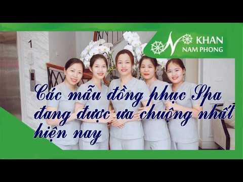 [xem-ngay]-cÁc-mẪu-ĐỒng-phỤc-spa-Đang-ĐƯỢc-Ưa-chuỘng-nhẤt-hiỆn-nay- -khannamphong