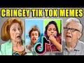 Elders React To Ironic Tik Tok Trolls Memes Cringe Compilation mp3