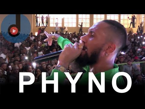 PHYNO LATEST 2017 PERFORMANCE SHUT-DOWN EKPOMA