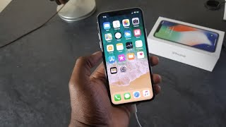 I Ditched My Note 8 for the iPhone X-Here