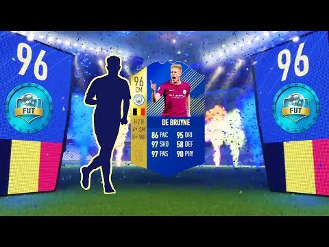 BEST TOTS IN FIFA  - FIFA 18 Draft Ultimate Team