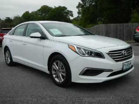 2016 hyundai sonata pensacola fl youtube for Frontier motors inc pensacola fl