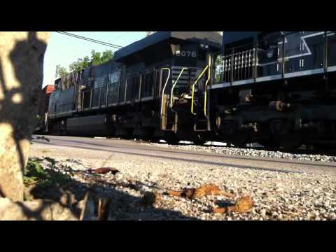 New York Central on NS 168 Harrodsburg, Kentucky