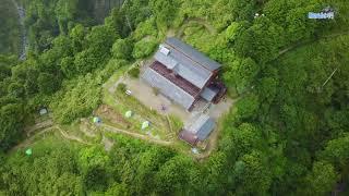 第一次台灣百岳空拍初體驗,高山景色蔚為壯觀,唯一美中不足的是奇萊南峰...