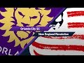 Highlights: Orlando City vs. New England Revolution | September 27, 2017